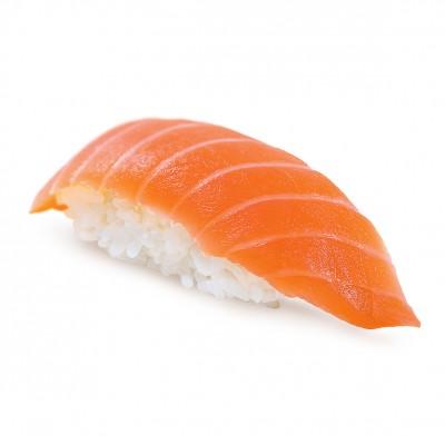 Суси с лососем