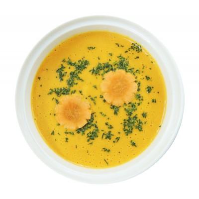 Сливочный суп-пюре овощной