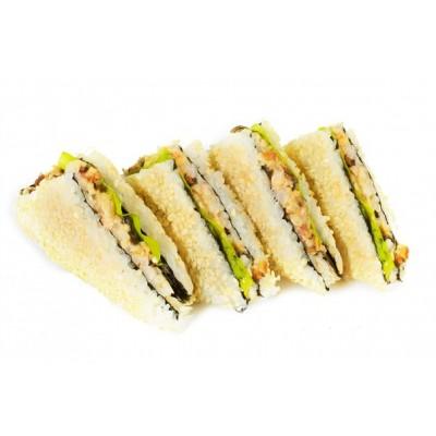 Сэндвич ролл с угрем